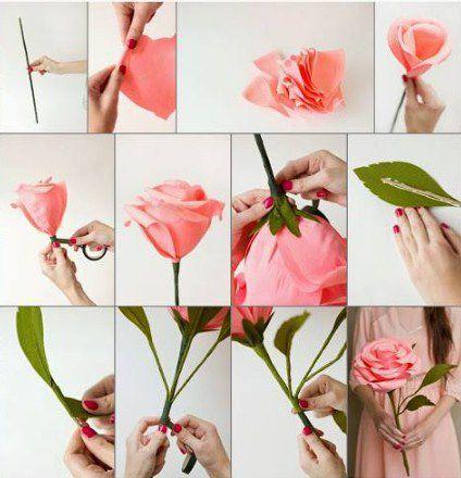 Simple paper flower tutorials apk download apkpure simple paper flower tutorials screenshot 12 mightylinksfo