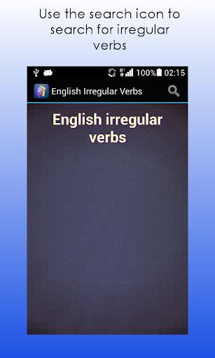 英語の不規則動詞 - English Verbs