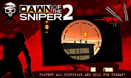 Dawn Of The Sniper 2- screenshot thumbnail