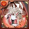 紅晶の氷雪王・ミアーダのブローチ