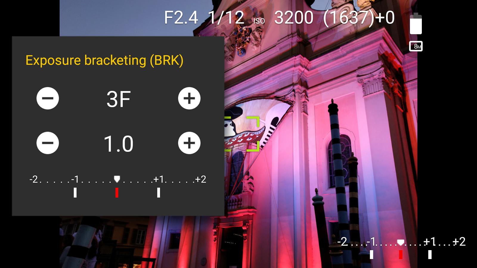 Camera FV-5 - screenshot