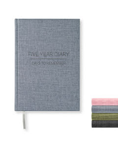 Five Year Diary Paperstyle