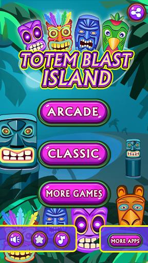 Totem Blast Island apktram screenshots 1