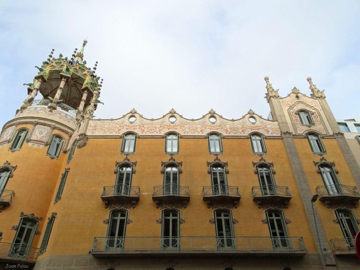 La Rotonda  - Barcelona Modernista i Singular