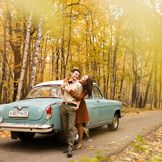 Wedding photographer Evgeniya Bulgakova (evgenijabu). Photo of 08.12.2015
