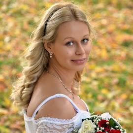 Melinda by Sasa Rajic Wedding Photography - Wedding Bride