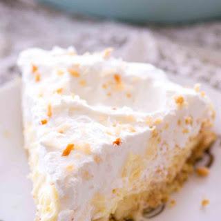 Pudding Pie With Graham Cracker Crust Recipes.