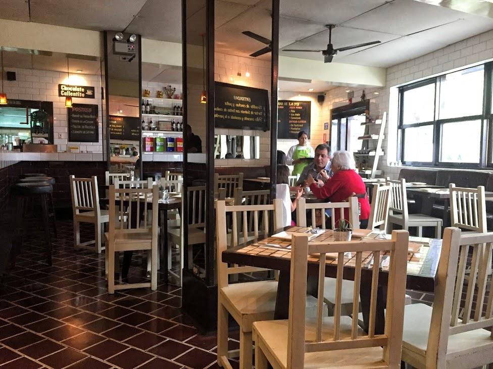 Restauracja La 73, Lima
