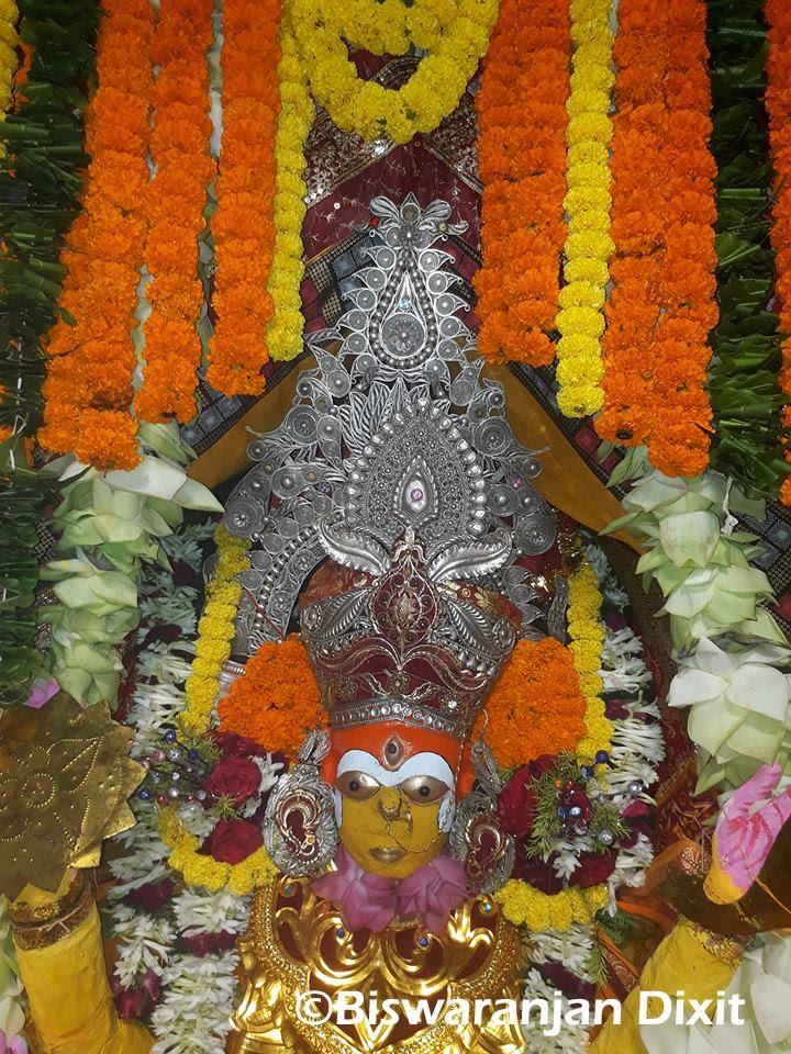 Mahalaxmi Besha Of Maa Bhadrakali