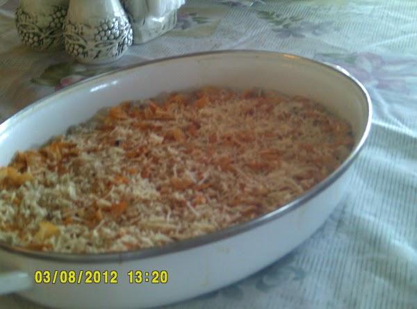 My Albacore Tuna Casserole Recipe