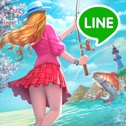 LINE 钓鱼大师 動作 App LOGO-硬是要APP