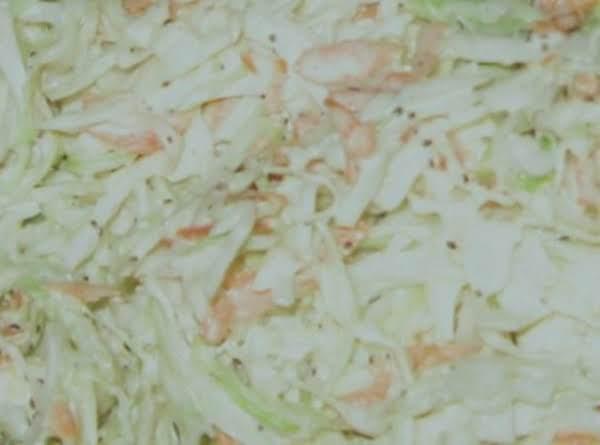 Delicious Summertime Coleslaw