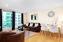 St. George Wharf Apartment in Vauxhall London UK