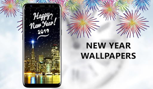 New Year Wallpaper 2019 ud83cudf89 Happy New Year GIF 2019 1.1 screenshots 16