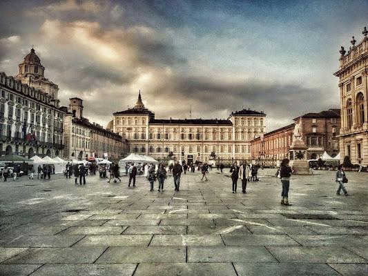 Torino_Piazza Castello di BlueMind