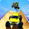Extreme Monster Truck Car Stunts Impossible Tracks