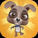 Dog Jump Game Brain Challenge icon
