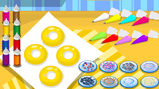 games cooking donuts 3.0.0 screenshots 7