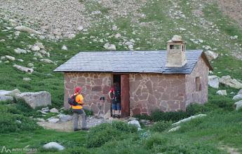 Photo: Refugio no guardado de Botornás, se encuentra un poco antes de llegar al lago de Botornás.