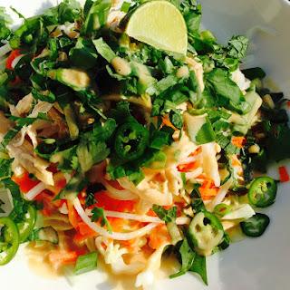 Vietnamese Pho-Style Salad