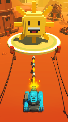 Shoot Balls - Fire & Blast Voxel 1.3.0 screenshots 2