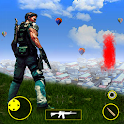 Free FPS Fire Battlegrounds: Fire Shooting Game icon