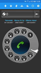 Rotary Dialer Pro screenshot 1