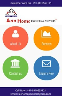 Lee Home Packers & Movers- screenshot thumbnail