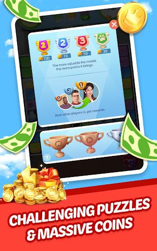 Lucky Diamond u2013 Jewel Blast Puzzle Game to Big Win  screenshots 11