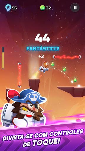 Cosmo Bounce - Uma Louca Corrida Espacial!