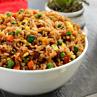 Easy Fried Rice Recipe