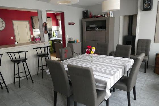 Vente maison 7 pièces 128,68 m2