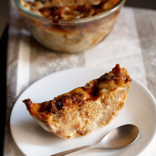 Bread And Butter Pudding Without Eggs Recipes