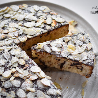 Italian Chocolate And Almond Cake Recipes