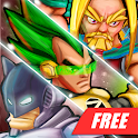 Superheroes 2 Fighting Games icon