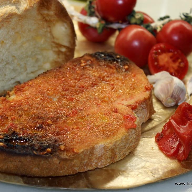 Tomato Toast (Pa amb tomàquet)