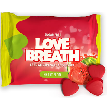 Het melon – Love Breath