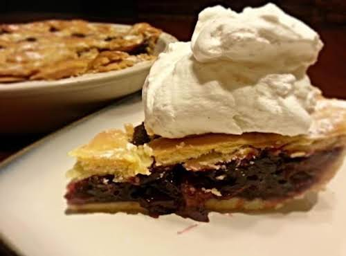 """Very Cherry Pie """"Not many people make cherry pie from scratch anymore...."""