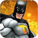 Grand Bat Superhero Flying Assault Rescue Mission icon