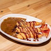 Fried Shrimp Curry