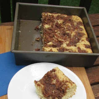 Streusel-Filled Coffee Cake