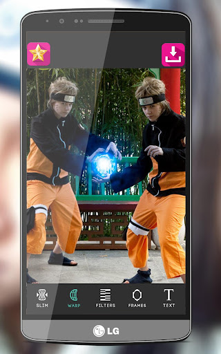 Secret Jutsu Rasengan Power for PC