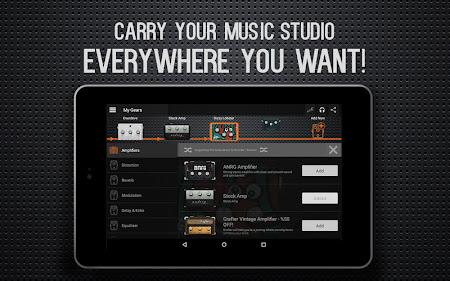 AndRig - Guitar Amp & Effects 3.0.3 screenshot 861794