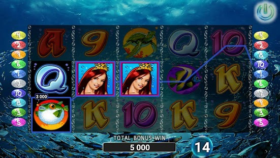Lovely Mermaid Slot Machine - Try Playing Online for Free