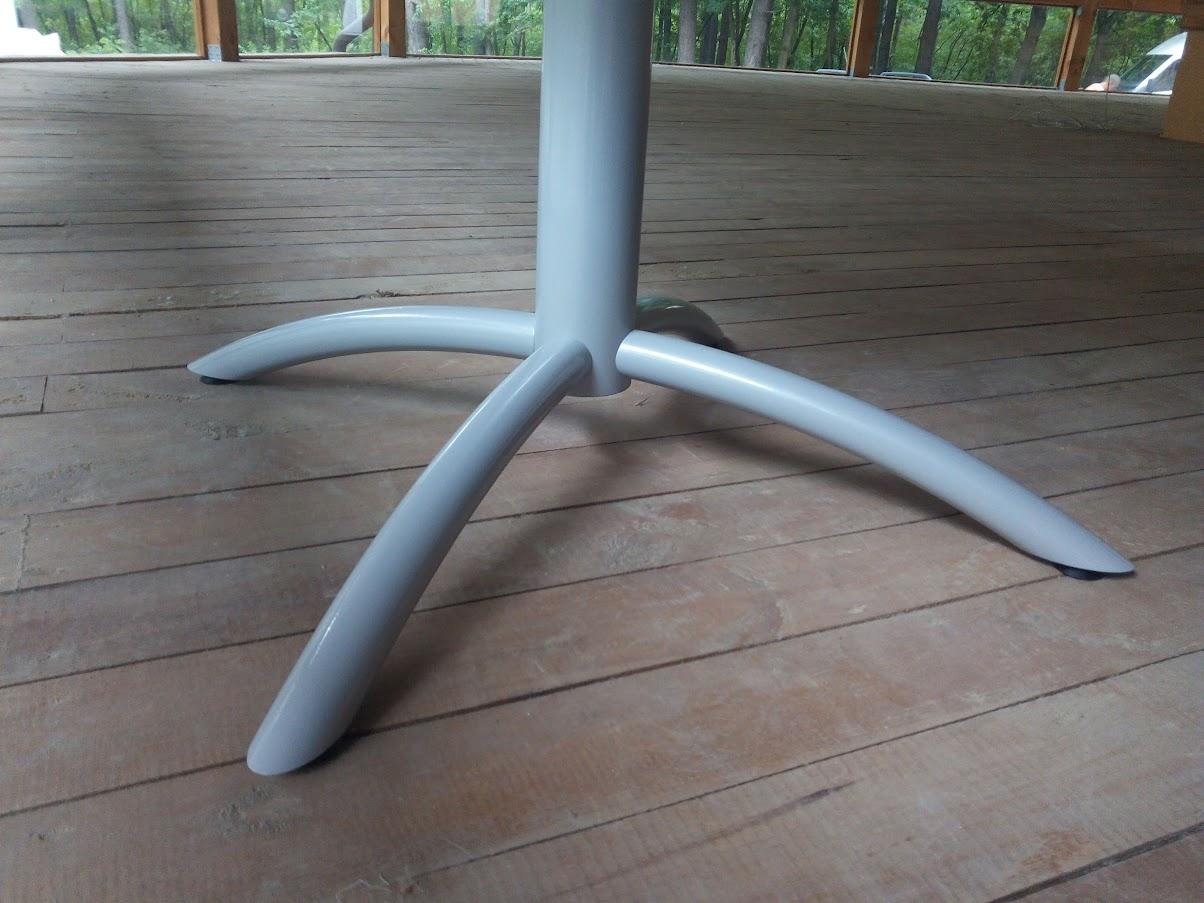 Металлическая опора - Модульная офисная мебель, Металлические каркасы столов, Мебельные опоры ✆ 0679245444