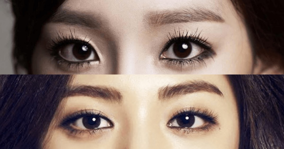 This Eyebrow Style Has Become Female K Pop Idols Favorite Makeup