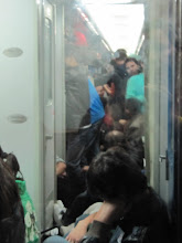 Photo: Day 188 - The Crowded Adjacent Carriage #2