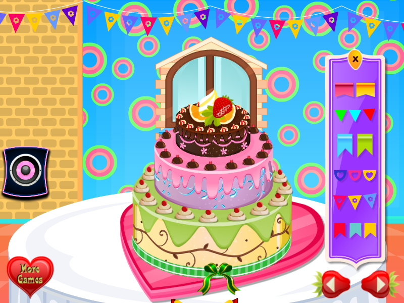 How To Bake A Cake Game Better Life