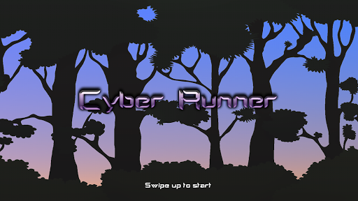 Cyber Runner Screenshot