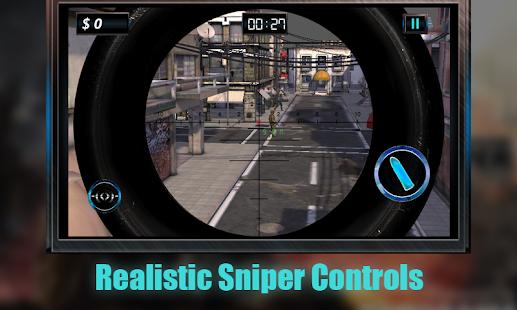 Sharp sniper shooter screenshot